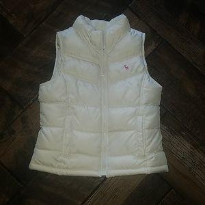 Cute girls puffer vest